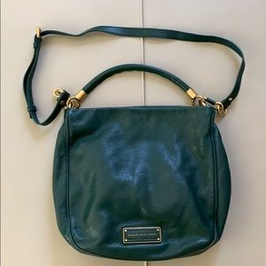 Marc by Marc Jacobs Hillier Forest Green Hobo Bag
